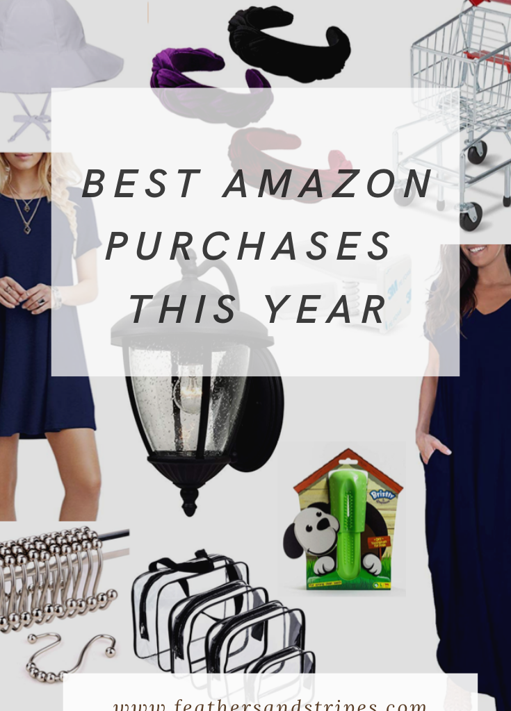 The Best Things I Bought on Amazon This Year