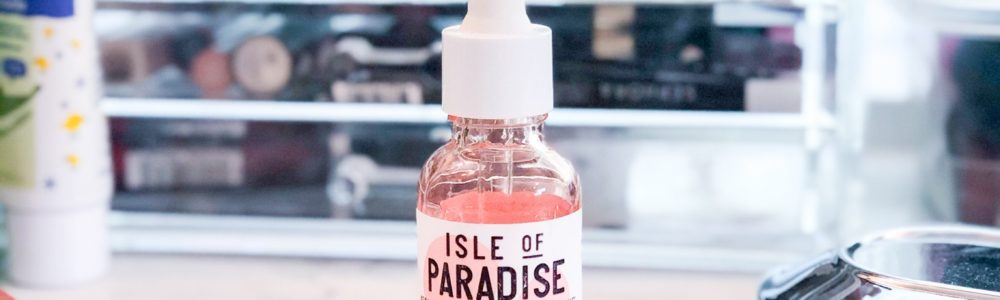 Isle of Paradise Tanning Drops Review