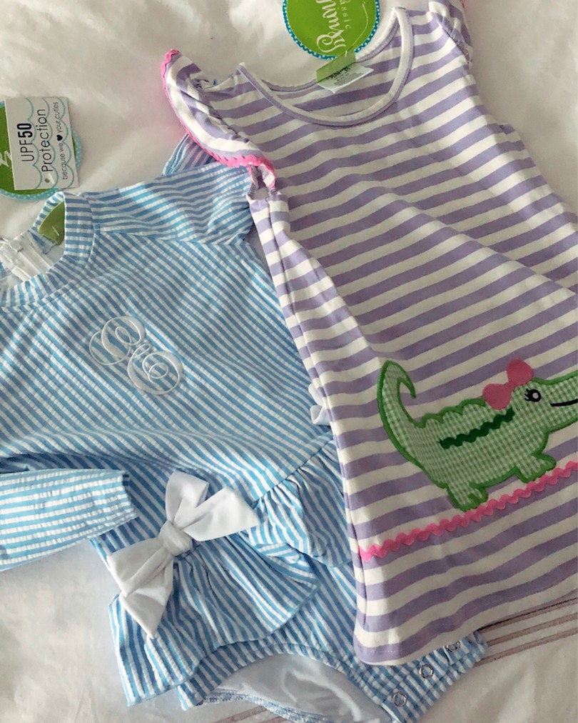 monogrammed toddler clothes