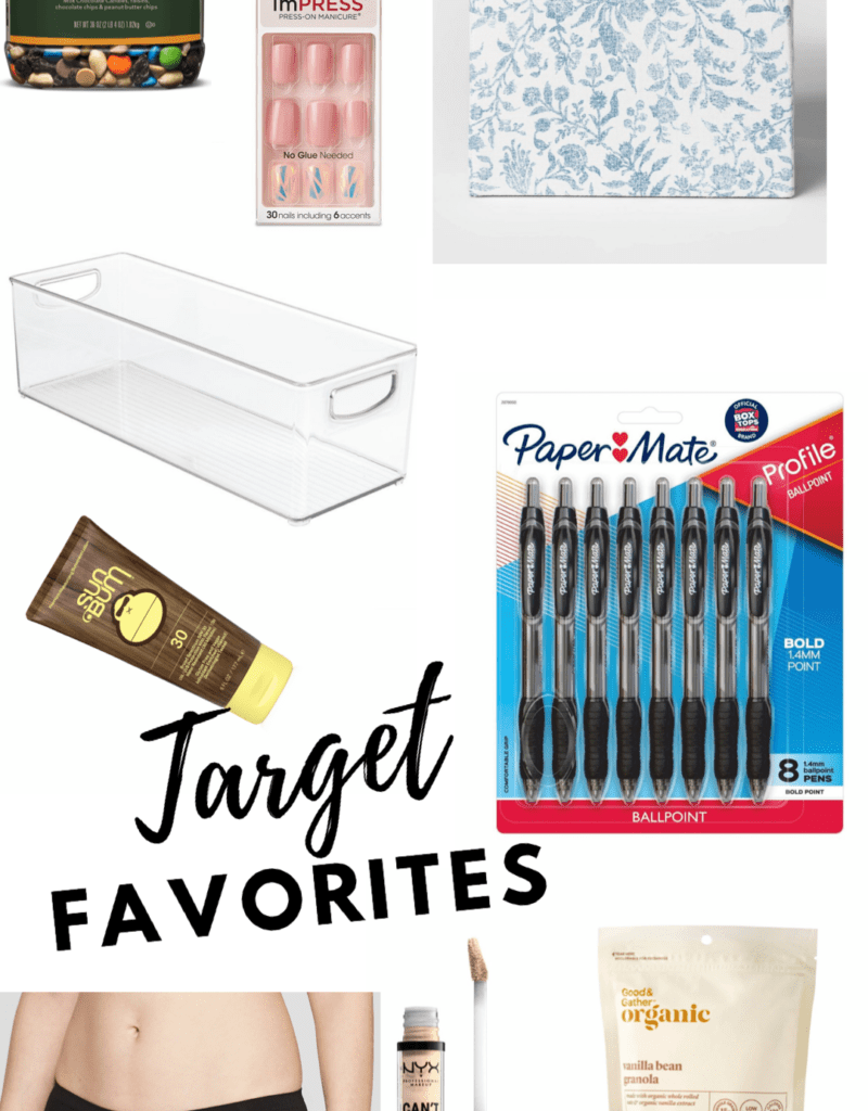 What to Buy at Target