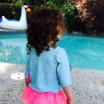 Pool Safety with a Toddler