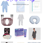 What's in my Hospital Bag for Second Baby