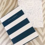 Personalized Notebooks + Letters to my Kids