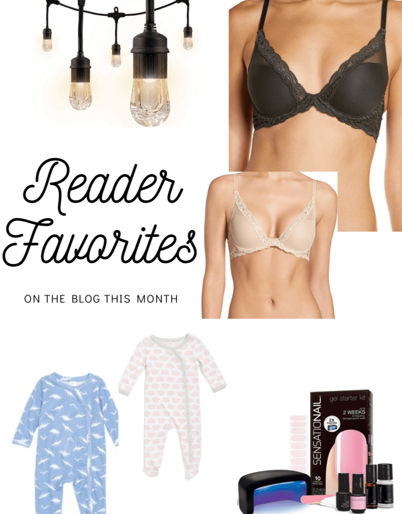 Reader Favorites This Month