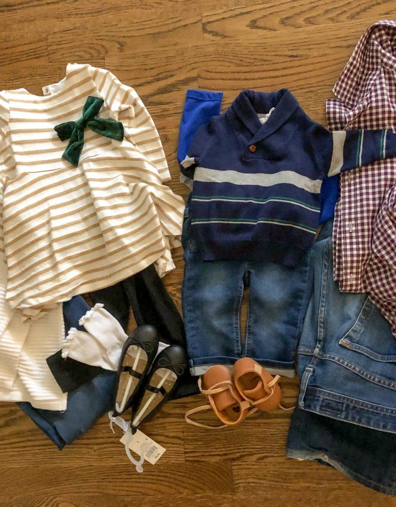Easy Family Picture Outfits