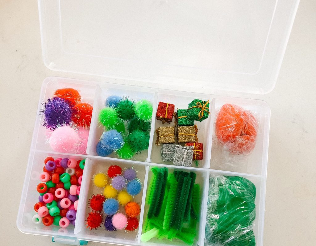 How to Make a DIY Sensory Kit