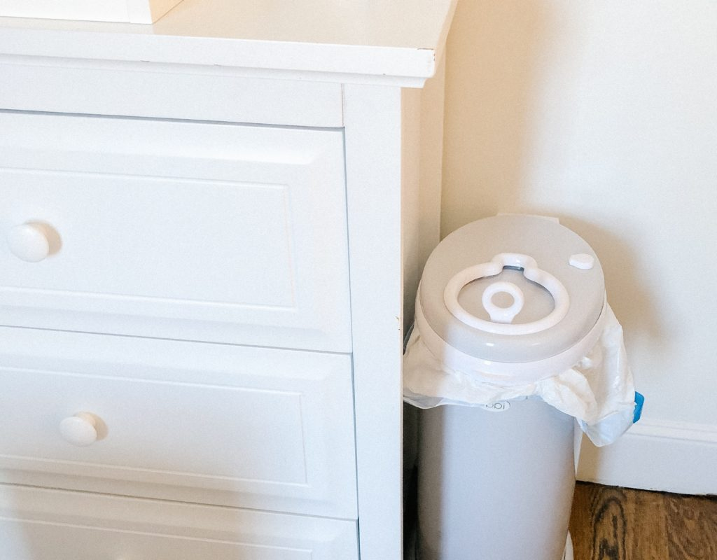 Diaper Pail Comparison: Ubbi vs. Dekor