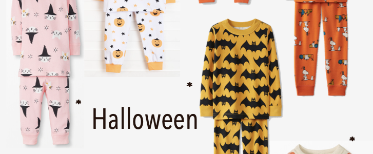 The Cutest Halloween Pajamas at All Price Points