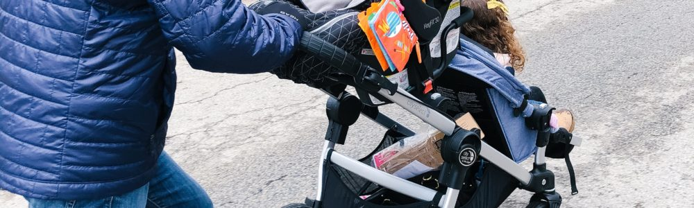 Double Stroller Review: Baby Jogger City Select